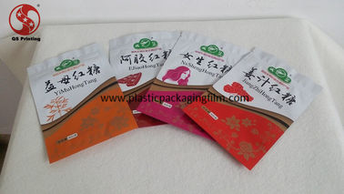 China Leakproof Food Flexible Packaging Bag With 60 To 160 Microns Thick Different Colors factory