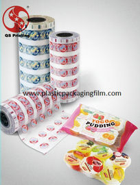 China Transparent Moisture Proof Food Packaging Film With Customized Size And Printing distributor