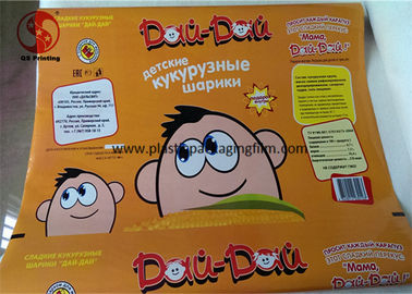 China Matte Finished Multi Color Printed Packaging Film WIth Water Proof BOPP / PE Material distributor