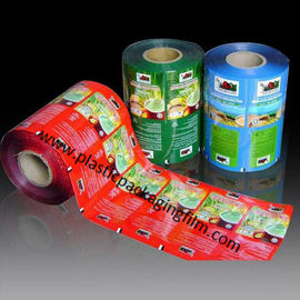 China Transparent / Opaque BOPP PET Laminating Film Roll for Foods Packaging OEM factory