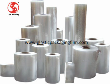 China 27 Microns Glossy BOPP Thermal Lamination Film For Making Packaging Bags / Book Cover distributor