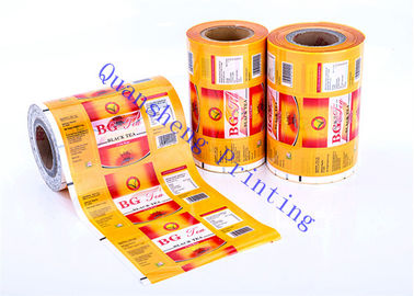 China Eco Friendly Soft Laminated Food Grade Packaging Film , Food Grade Flexible Packaging Materials distributor