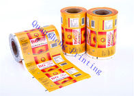 Eco Friendly Soft Laminated Food Grade Packaging Film , Food Grade Flexible Packaging Materials