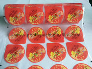 Multi Color Custom Printed Food Grade Heat Sealable Film With Multiple Extrusion Process